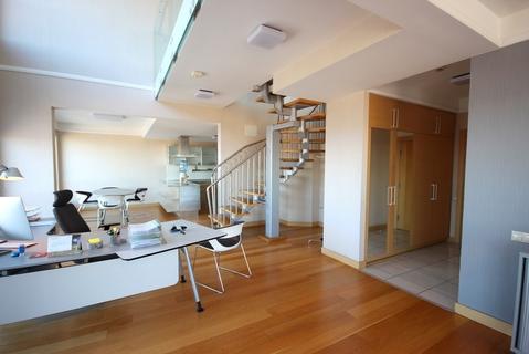 Kвартирa двух уровней в Риге - Фото 2