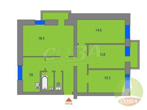 Продажа квартиры, Абатское, Абатский район, Ул. Мелиораторов - Фото 1