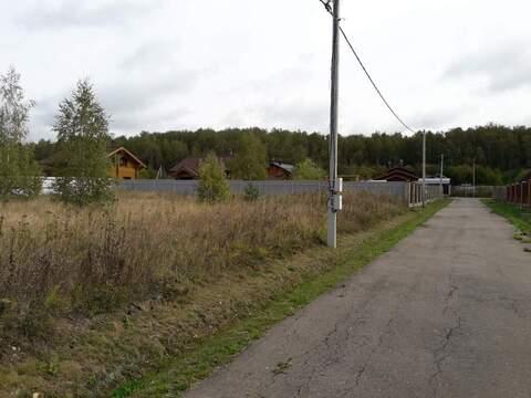 Продажа участка, Тюфанка, Чеховский район - Фото 1