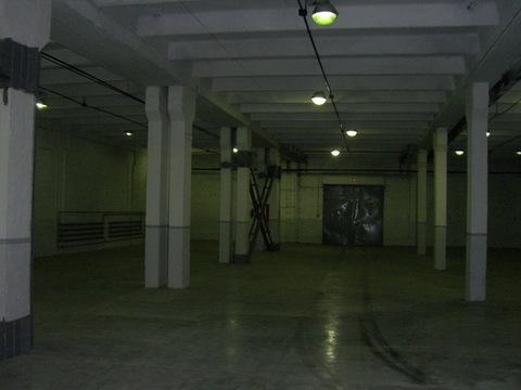 Сдается склад 646 кв.м. - Фото 1
