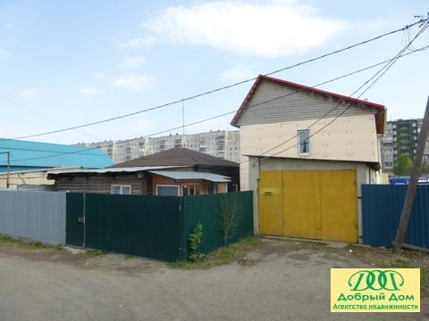 Продам участок с 2 домами в Челябиснке - Фото 1