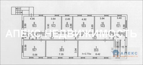 Аренда помещения пл. 1183 м2 под производство, склад, , офис и склад . - Фото 5