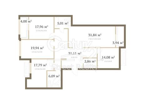 Продажа квартиры, м. Улица 1905 года, Ул. Сергея Макеева - Фото 1