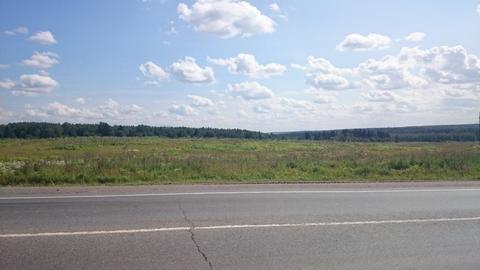 Земельный участок 5,5 Га земли промышленности, 36 км от МКАД - Фото 1