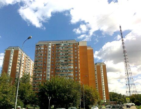 Сдается 1-комнатная.квартира капремонт ул.Маршала Тухачевского, д.14к1 - Фото 1