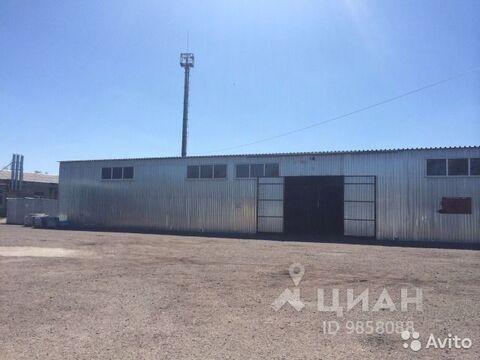 Продажа производственного помещения, Волгоград, Ул. Рузаевская - Фото 1