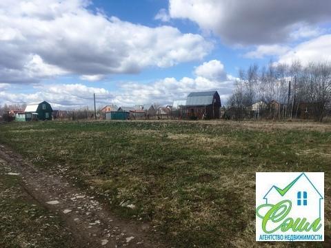 Земельный участок 15 соток д. Алферово Чеховский район - Фото 3