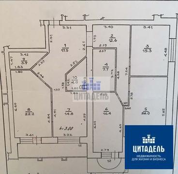 Элитная квартира с отделкой и мебелью в центре - Фото 2