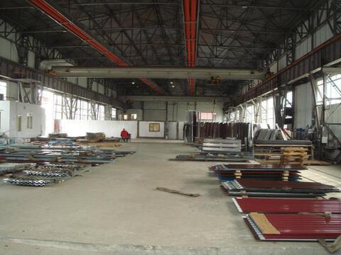 Производственная база 6000 кв.м Нижний Новгород - Фото 2