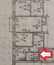 Объявление №51267168: Продаю 3 комн. квартиру. Балабаново, ул. Лесная, 13,