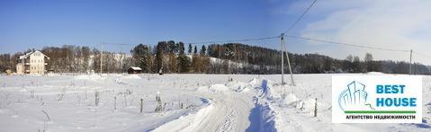 Участок 77 соток МО, гп Можайск, д. Ильинская Слобода. - Фото 3