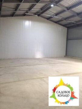 Под склад, площадь:150 м2, холодн, выс. потолка:6 м, пандус, полы-ант - Фото 4