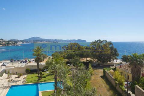 Апартаменты с видом на море в Кальпе - Фото 1
