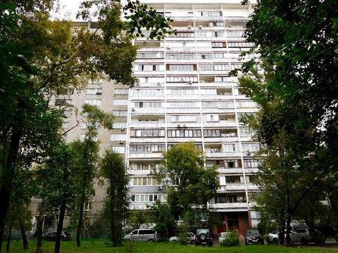Трехкомнатная квартира 65 кв. м, в Москве возле метро Рижская - Фото 2