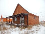 Лот 52. Одноэтажный дом из бруса, общей площадью 63 кв.м. - Фото 4