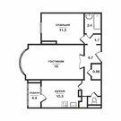 Продается двухкомнатная квартира в доме бизнес-класса!, Купить квартиру по аукциону в Москве по недорогой цене, ID объекта - 323065467 - Фото 15
