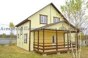 Продается новый зимний двухэтажный дом экономкласса в деревне Верховье - Фото 1