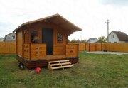 Продается одноэтажная дача 20 кв.м на участке 9 соток - Фото 1