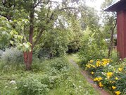 Участок с домом в деревне Глухово - Фото 1