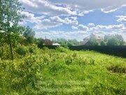 Участок, Щелковское ш, 12 км от МКАД, Новый Городок пос. (Щелковский .