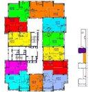 2 385 120 Руб., Продается 1-к квартира в новостройке, Купить квартиру в новостройке от застройщика в Белгороде, ID объекта - 322555145 - Фото 2