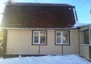 Продается 2х-этажная дача 72 кв.м. на участке 6 соток, д.Порядино СНТ - Фото 2
