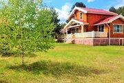 Продам коттедж 2 этажа на берегу озера в Клепиковском р-не Рязан.обл. - Фото 1