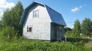 Дом 62кв.м. с участком 17соток, на окраине п.Заокский, рядом с ж/д ст. - Фото 1