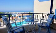 Полуотдельный трехкомнатный Апартамент с видом на море в районе Пафоса, Купить квартиру Пафос, Кипр по недорогой цене, ID объекта - 329309172 - Фото 9