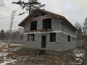 Продажа дома, Иркутск, ДПК Ангарский берег (23 км Байкальского тракта)