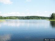 Купи сруб из бревна С участком на озере селигер - Фото 1