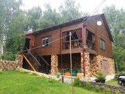 Сказочный дом на опушке леса