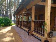 Громово, озеро Суходольское, 84 сотки + коттедж 280 м/кв. - Фото 5