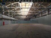 Производственно-складское помещение 500 кв.м 3 мвт.