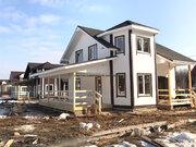 Лесные Озера. Новый готовый дом 146кв.м. на прилесном участке 10 соток - Фото 2