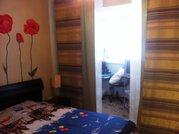 Трехкомнатная квартира в ЖК Парковый, ул. Рихарда Зорге дом 66, Купить квартиру в Уфе по недорогой цене, ID объекта - 318369857 - Фото 10