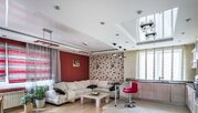 Продаётся видовая 3-х комнатная квартира в доме бизнес-класса. - Фото 1