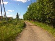 18 соток в деревне на берегу реки, Полуэктово, Рузский район - Фото 3