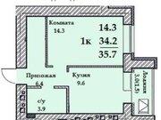 Продажа квартир ул. Коксохимическая, д.3