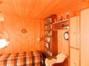 Бревенчатая 2-х этажная дача с участком 12 соток м. Трубников Бор - Фото 3