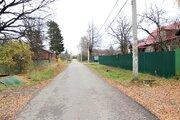 Продам участок площадью 10 соток в городе Долгопрудный - Фото 1