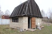 Садовый дом на садовом участке с/т Первомайское 2, Можайский район, .