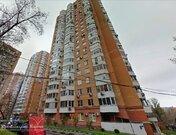 2-к квартира, 61.3 м2, 6/22 эт, ул. Пырьева, 9к1