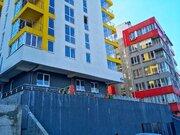 Квартира 42.8 м2 с видом на море в Сочи (Бытха)