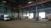 Аренда помещения пл. 3000 м2 под производство, склад Королев .