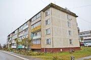 Трехкомнатная квартира в селе Теряево Волоколамского района