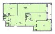 4 250 000 Руб., Трехкомнатная квартира в новом доме в центре Волоколамска, Купить квартиру в Волоколамске по недорогой цене, ID объекта - 317271428 - Фото 14