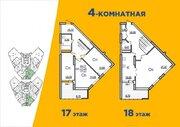 Четырехкомнатная, город Саратов, Продажа квартир в Саратове, ID объекта - 331017526 - Фото 2