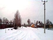 Участок в деревне 12 соток, МО, Можайский р-н, 105 км от МКАД. - Фото 3