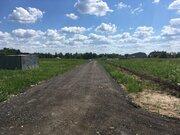 Продам участок 9 соток в свежем поселке трубинолэнд,12rv от МКАД - Фото 1